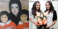 Then and Now - michael-jackson photo