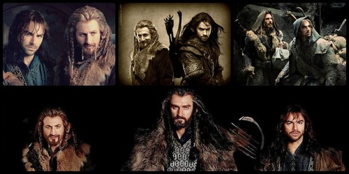 Thorin and his nephews