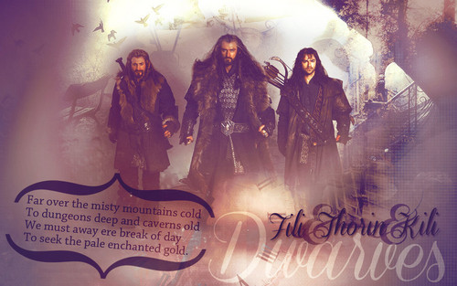 Thorin and his nephews