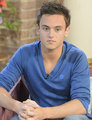 Tom appears on &quot;This Morning&quot; [04/01/13] - tom-daley photo