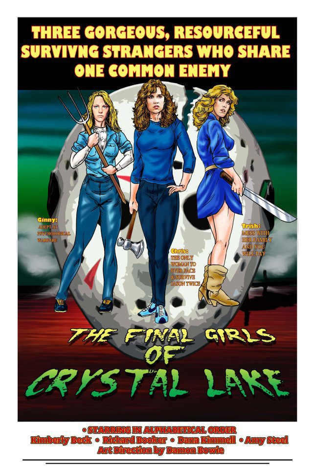 चोटी, शीर्ष 3 Final Girls