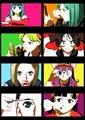 Toriyama's Girls