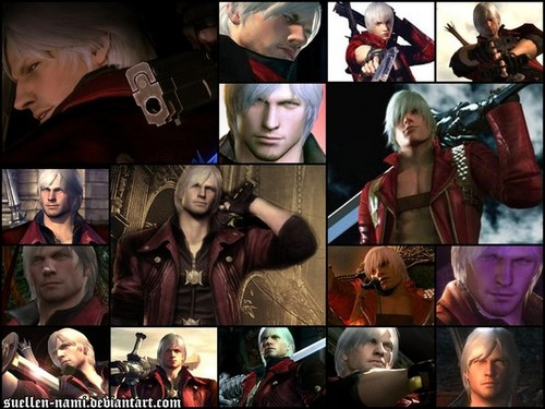 Tribute to Dante