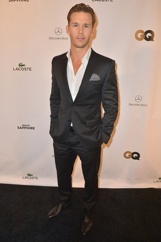 True Blood's Ryan Kwanten attends Celebrity 바닷가, 비치 Bowl and GQ Party