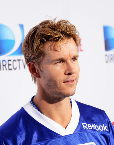 True Blood's Ryan Kwanten attends Celebrity plage Bowl and GQ Party