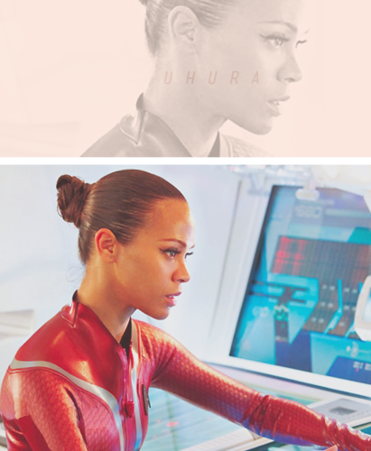 Uhura - Star Trek into Darkness