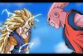 Vegeth all power vs gohan buu