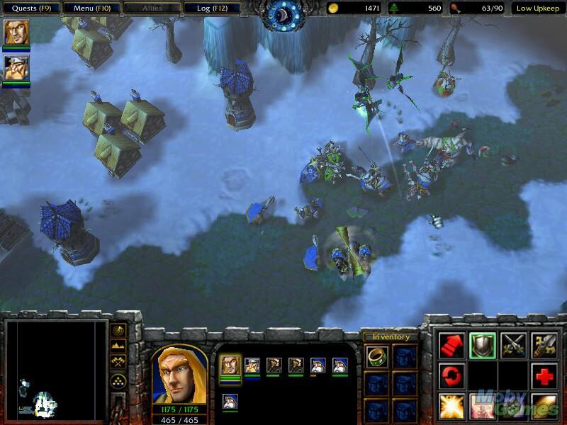 Warcraft 3 Warcraft Iii Reign