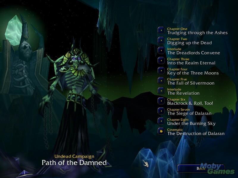 Pc - warcraft iii: reign of chaos + frozen throne