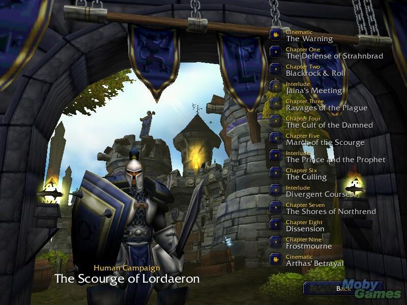 Warcraft 3 Wallpaper Human