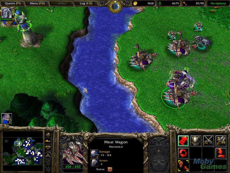 Blizzard Entertainment: Warcraft III