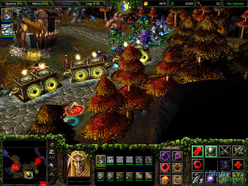 Download Warcraft III: The Frozen Throne Patch 1. 24d FULL English and m