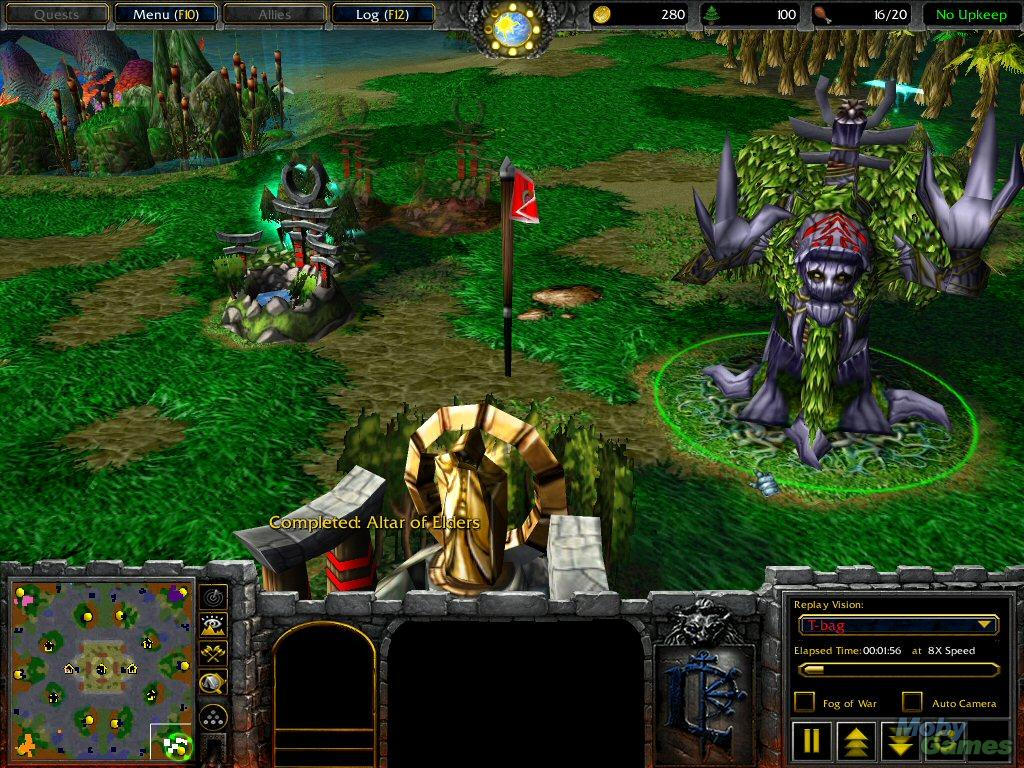 Warcraft 3 Warcraft Iii The