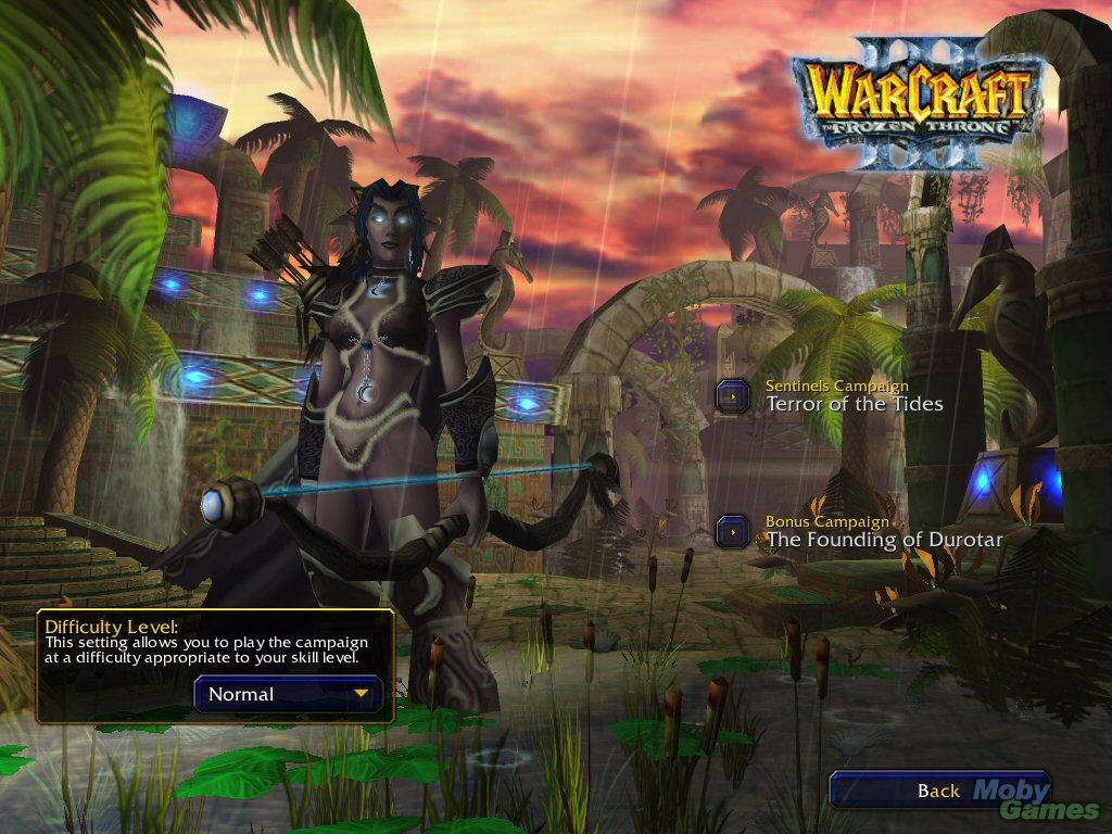Warcraft 3 Images Warcraft Iii The Frozen Throne Screenshot Hd
