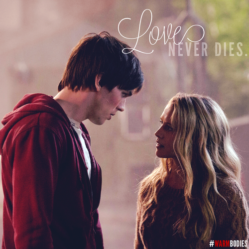 Warm Bodies Movie Обои called Warm Bodies Movie