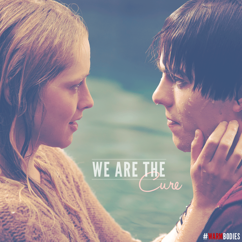 Warm Bodies Movie fondo de pantalla entitled Warm Bodies Movie
