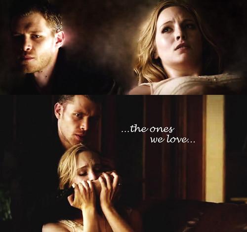 We always hurt the ones we love…