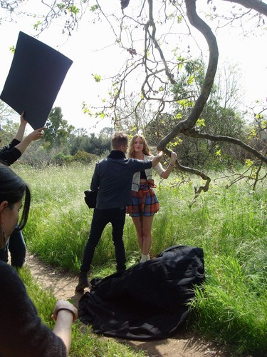 Who What Wear (May) - BTS Fotos