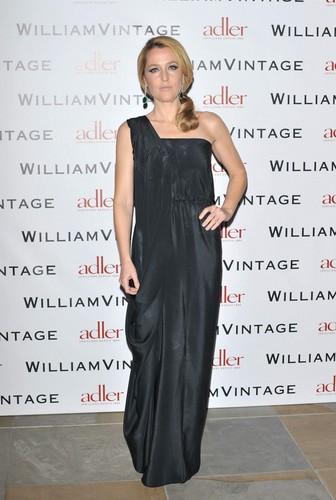 WilliamVintage Private 晚餐 in 伦敦 2013