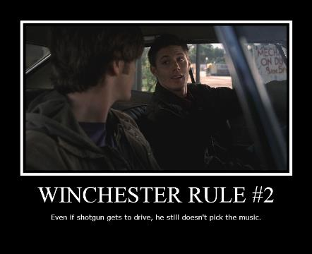 Winchester Rules