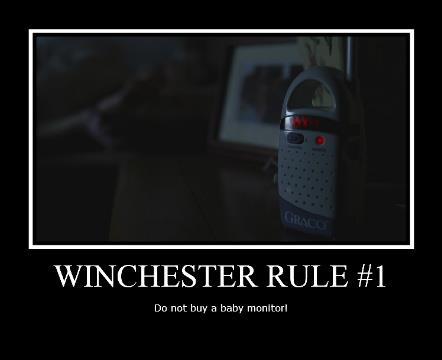 Winchester Rules Supernatural Fan Art 33555849 Fanpop