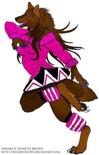 lobo Girl 1