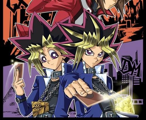Yugi, Jaden & Yusei-3