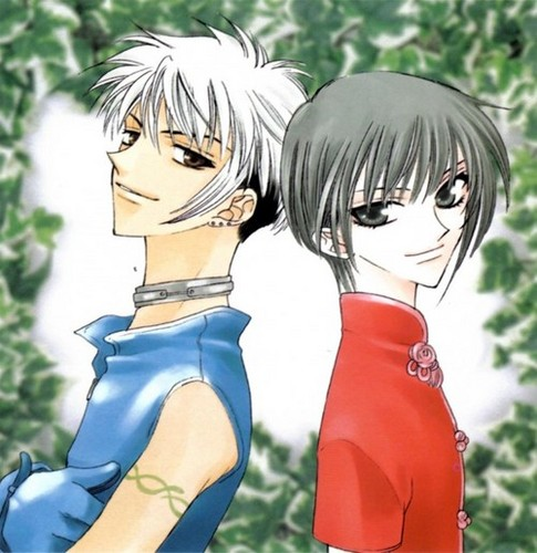 Yuki, Haru - fruits-basket Photo