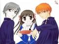 Yuki, Tohru, Kyo