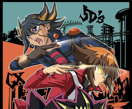 Yusei Fudo.148457