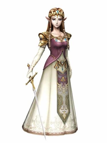 Zelda from TP
