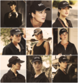Ziva and her NCIS hat - ziva-david fan art
