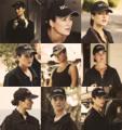 Ziva and her NCIS hat