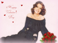 a Diana Rigg valentine (2013) - diana-rigg wallpaper