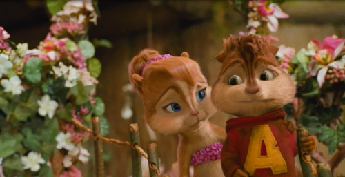 alvin and birttany