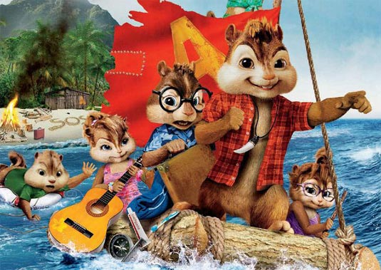 alvin and the chipmunk کی, چاپمنک