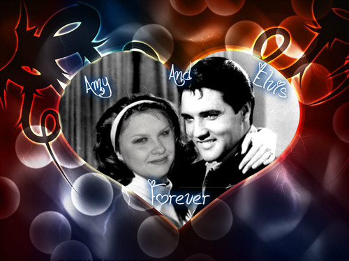 amy and elvis forever
