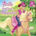 barbie rosa, -de-rosa Boots and Ponytails