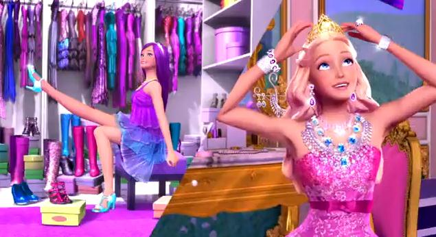 Barbie the princess and the popstar images barbie princess for Chambre 327 film
