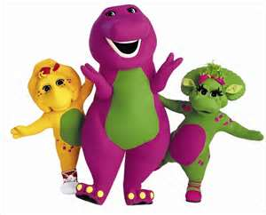 Barney the Purple Dinosaur wallpaper titled barney