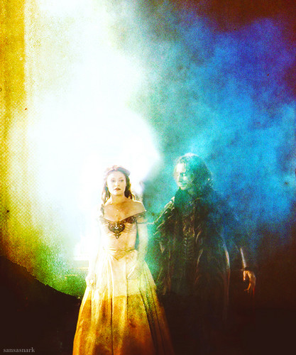 Ouat Wallpaper: Once Upon A Time Images Rumpelstiltskin & Belle Wallpaper