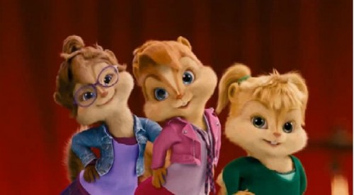 brittany and the chipettes