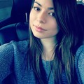 cute Twitpic in a car - miranda-cosgrove photo