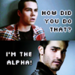 derek & stiles - derek-and-stiles icon