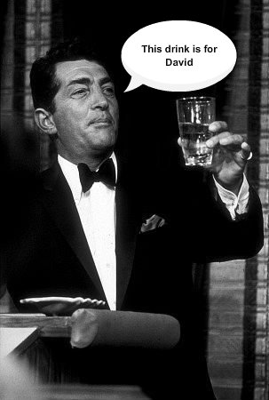 Dean Martin Обои probably with a business suit entitled dino david