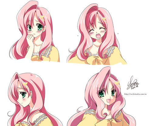 fluttershy facial_expression