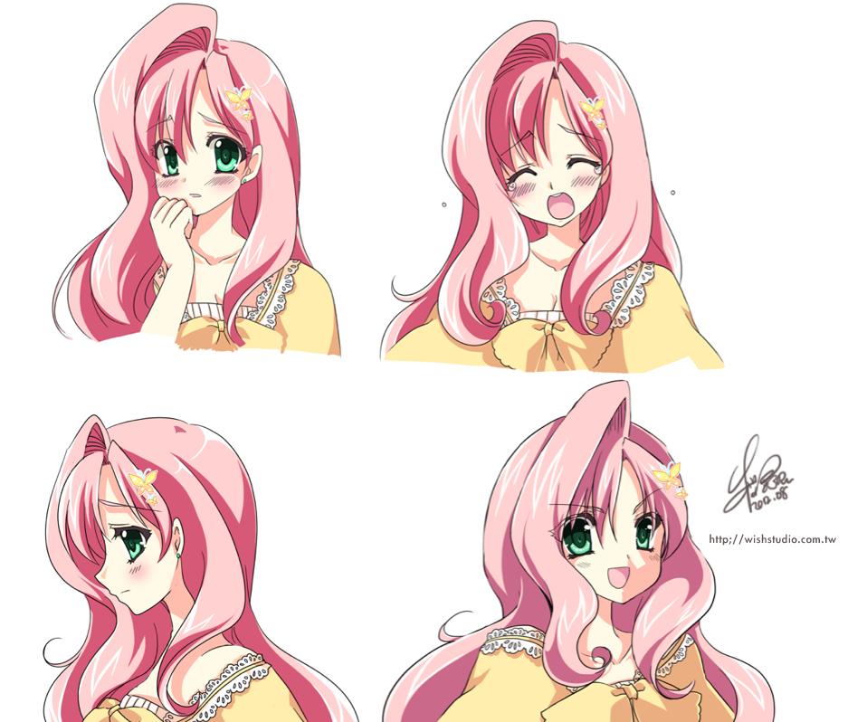Fluttershy Facial Expression My Little Pony Friendship Is Magic Foto 33520286 Fanpop