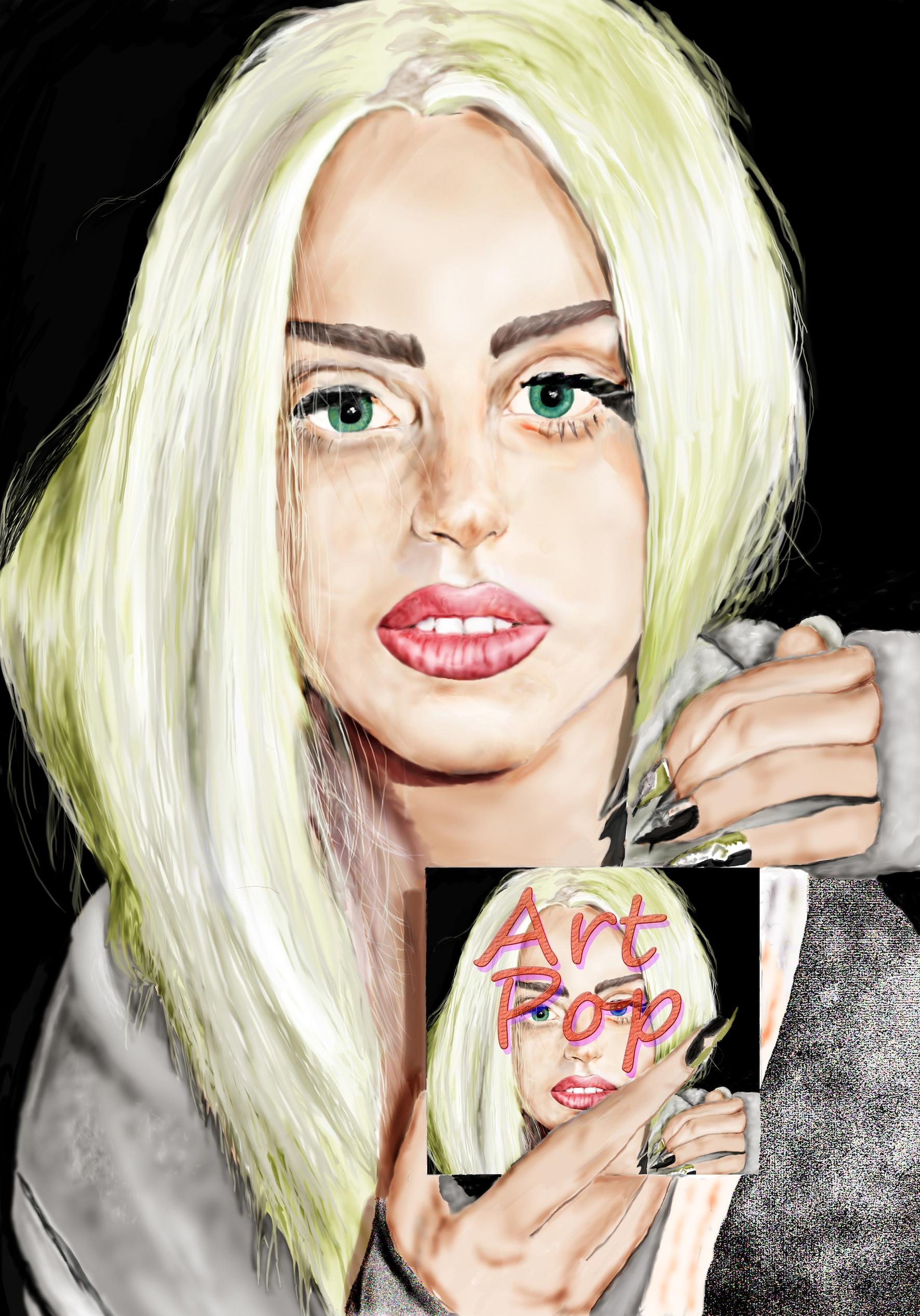 Lady Gaga gaga artpop