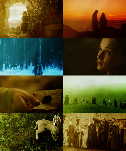 8 badges per episode → 'Winter is Coming'