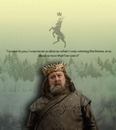 Robert Baratheon: Game Of Thrones Images Robert Baratheon Wallpaper And